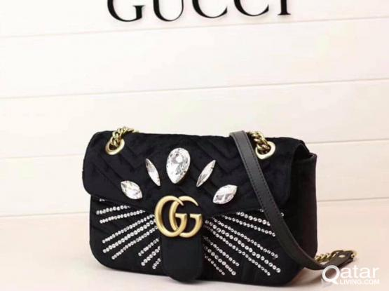 Gucci Marmont Velvet Limited Edition