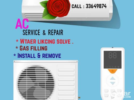 AC CLEANING  and REPAIRS