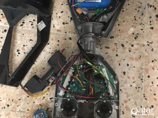 hoverboard spare parts with battery