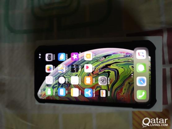 iohone xs max 64gb grey