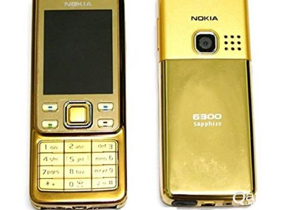 Nokia 6300 Gold for sale