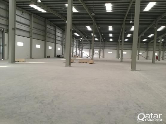 6800 SQUARE METER BRAND NEW STORE FOR RENT IN INDUSTRIAL AREA