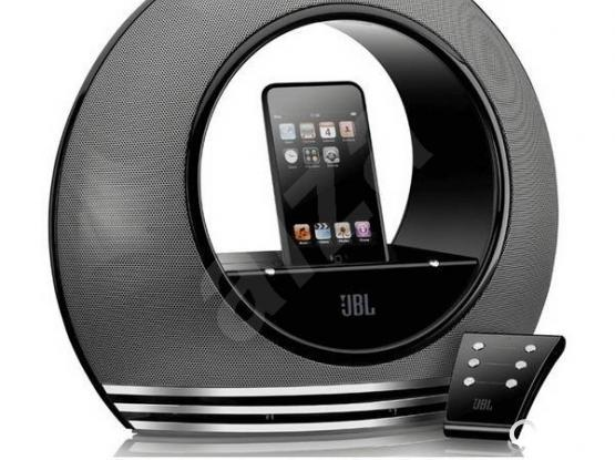 JBL Radial High-Performance  Loudspeaker Dock for iPod - Black