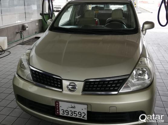 Nissan Tiida 1.6L 2008