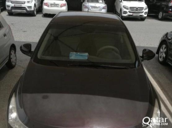 Chevrolet Cruze Standard 2013