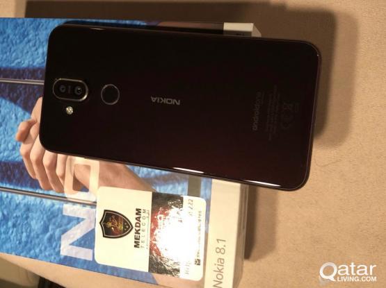Nokia 8.1 excellent condition for sale
