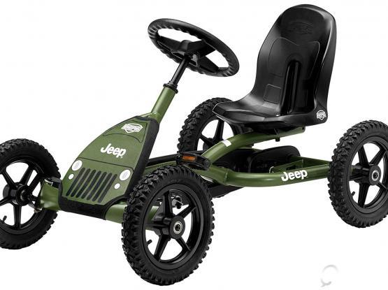 Jeep Kids Pedal Car