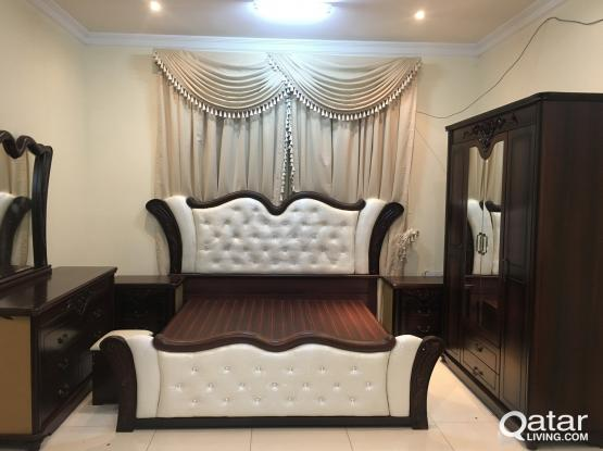 For Sell Bedroom Set Bed Size(180*200)cm(New)