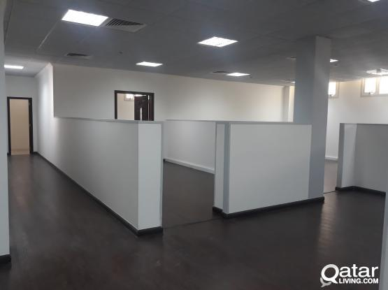 207 Sqm Excellent Partitioned Office at C Ring Road