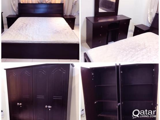 For Sell Bedroom Set Bed Size(180*190)cm