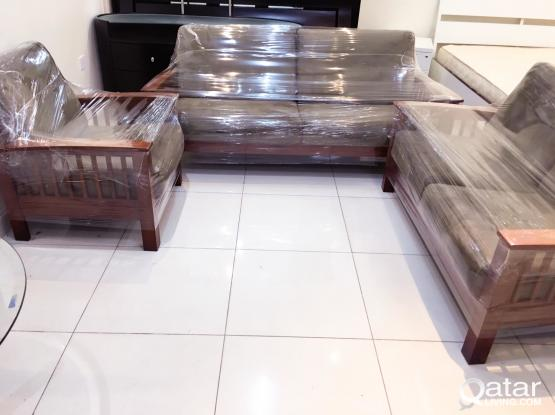 For Sell 6 Setter Sofa Set (3+2+1) Home Canter Brand