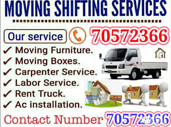 Home office moving shifting carpenter service call