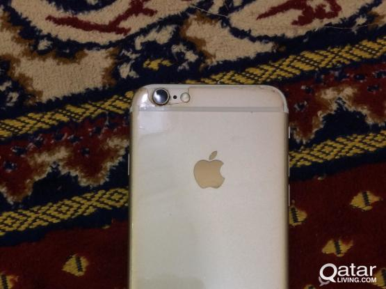 I Phone 6s 64 GB with all accessories available