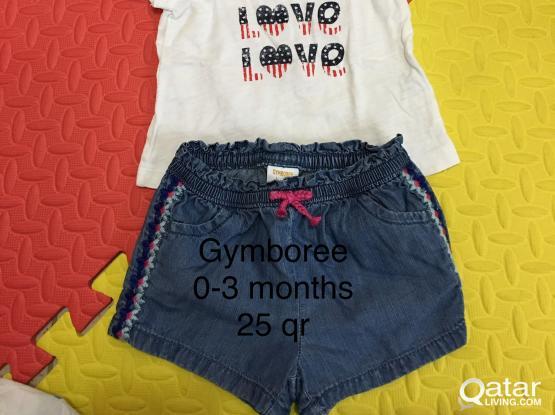Baby Girl pre Loved clothings