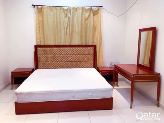 For Sell King Bed Set —Excillent Condition First Used Hotel