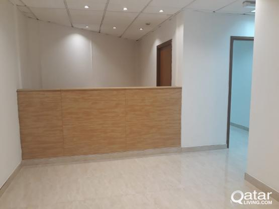 155 Sqm Partitioned Office in C Ring