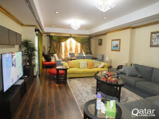 One Bedroom+Room Flat For Rent In Pearl