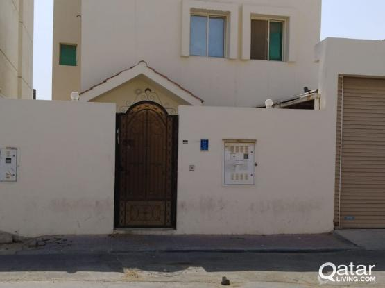 ONE BEDROOM HALL KITCHEN & TOILET @ 1BHK FOR FAMILY. AL WAKRAH.