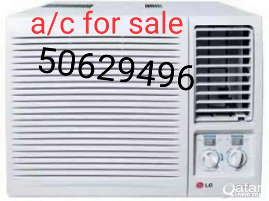 A/c for sale(and repair).