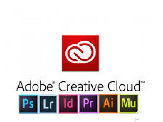 Tution for Creative cloud softwares