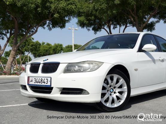 BMW 3-Series 325 i 2007