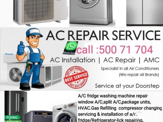 AC FRIDGE WASHING MACHINE REPAIR SERVICE CALL 50071704