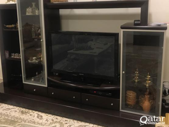 cabinet/TV table for sale