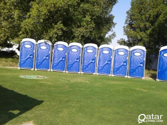 Portable Toilet /Portable Cabin  - Sale , Rent, Service