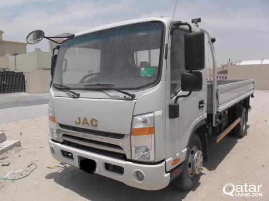 Jac Truck 2018