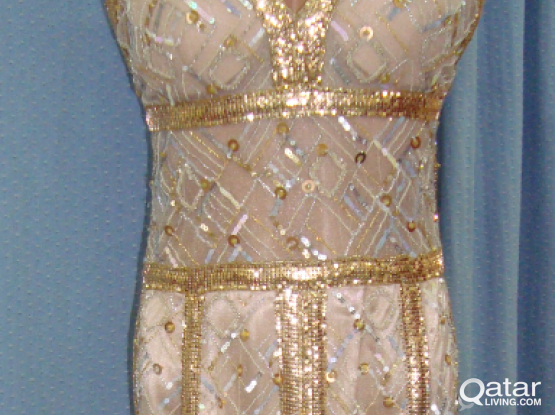 Elegant Gown for Sale!