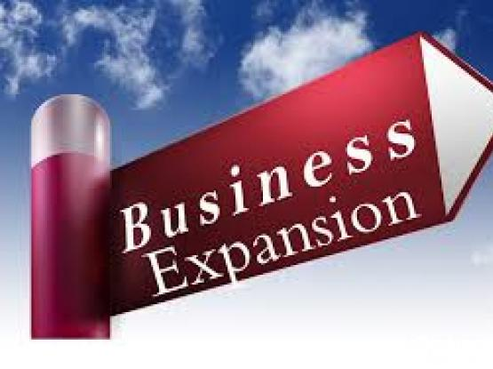 Available finance for business partnership.
