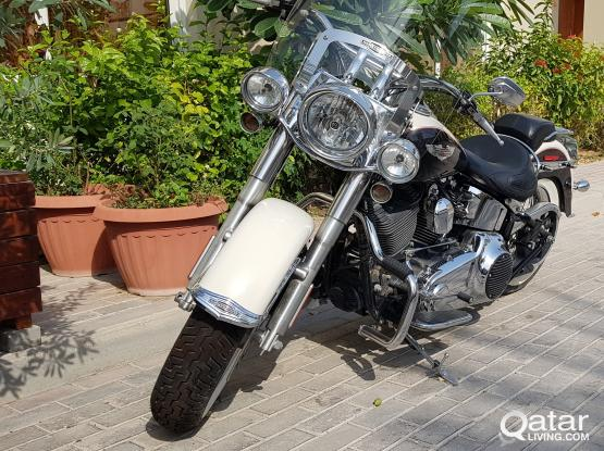 Harley Davidson Delux 2011