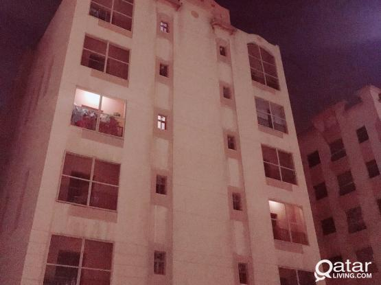 2 BHK FAMILY ACCOMMODATION (ONE MONTH FREE)@ BINMAHMOUD NEAR QATAR AIRWAYS BUILDING