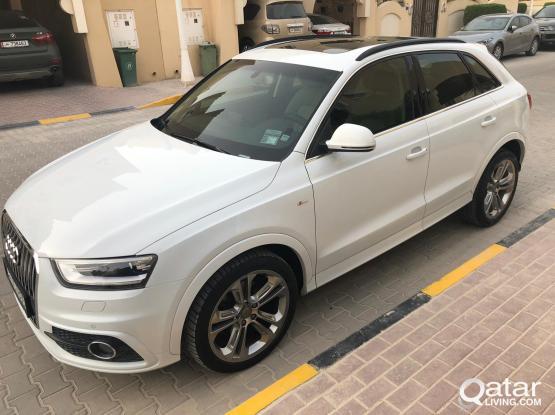 Audi Q3 3.5 TFSI 2015