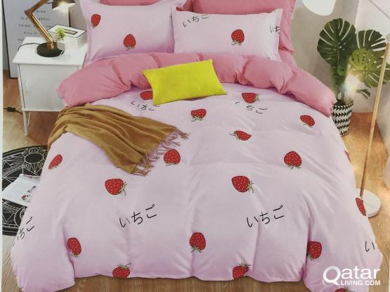 COMFORTER SET (6 PC/SET) DOUBLE SIZE BRAND NEW CONTACT:33280157