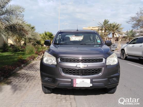Chevrolet TrailBlazer LT 2013