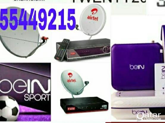 dish satellite work, dish receiver sell 55449215