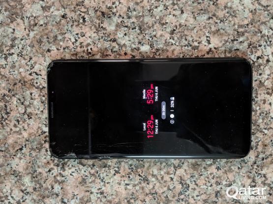 LG v30+ 128gb Cracked screen sale or swap