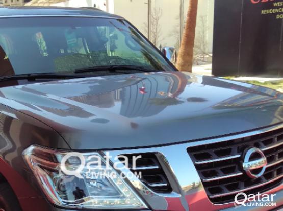 Nissan Patrol Platinum 2016