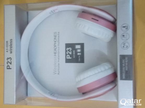 P23 Headphonea