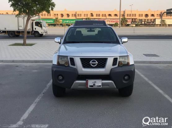 Nissan Xterra S 2011