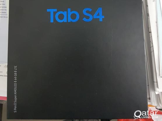 Samsung Tab S4 Unwanted Gift
