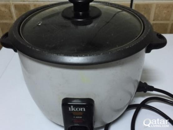 Ikon Rice Cooker in very good condition