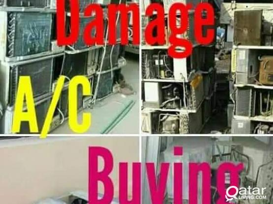 We Are Buying All Old, Damage A.C.