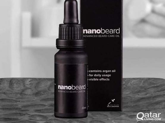 Nano beard oil