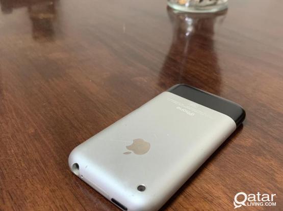 Rarest iPhone 2g - 1st Model of iPhone