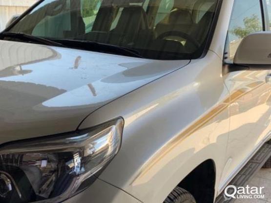 Toyota Prado TXL 2017