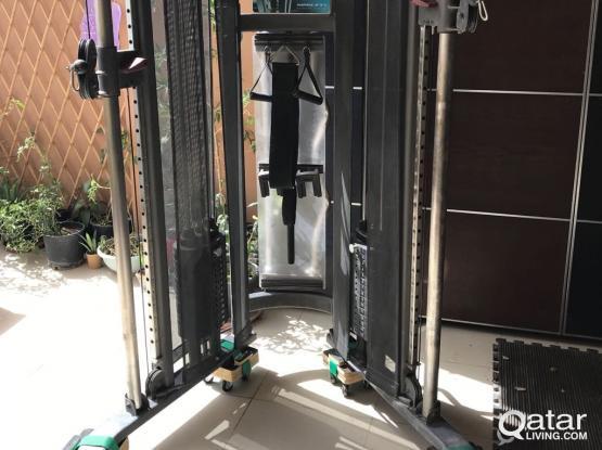 Idoor multifunctional gym
