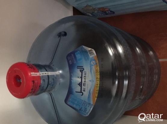 Al manhal water bottle