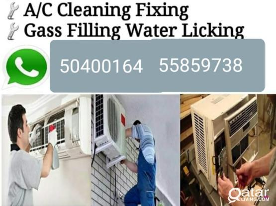 We do ac servicing and maintence please call 55859738